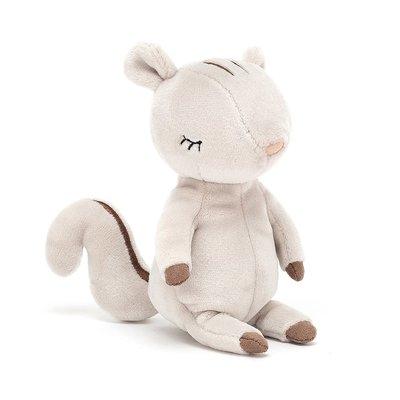 Jellycat - Little Legs Jellycat - Minikin Squirrel
