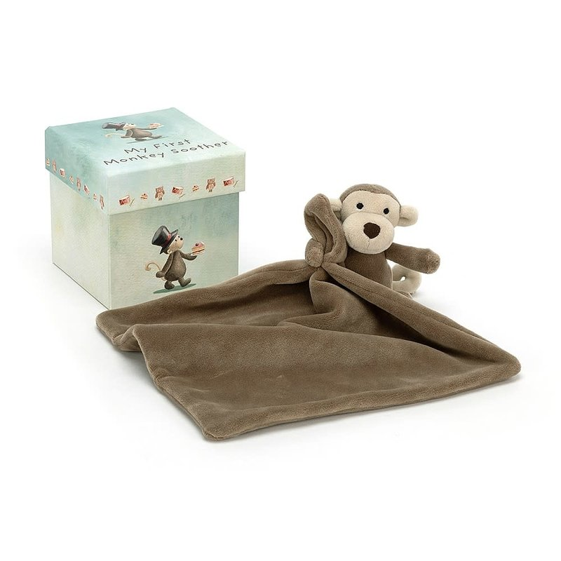 Jellycat - Baby Gift Jellycat - My First Monkey Soother
