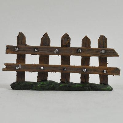 Fiesta Studios Wooden Style Picket Fence