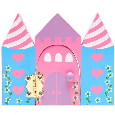Believe You Can Castle Fairy Door