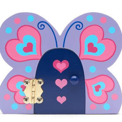 Believe You Can Butterfly Fairy Door