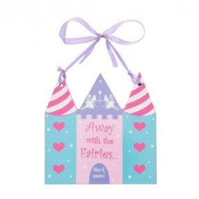 Believe You Can Away with the Fairies.... Fun Plaque=]-[0o98765r4e2wa