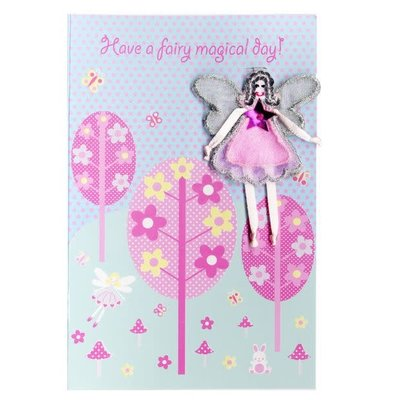 Believe You Can Have a Fairy Magical Day - Greeting Card
