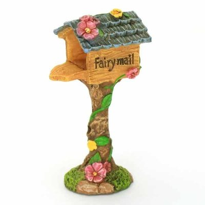 Fairy Flower Mail Box
