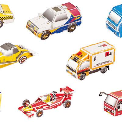 3D Puzzle Buildream - Car Series