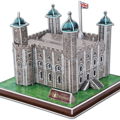 3D Puzzle Buildream - Tower of London