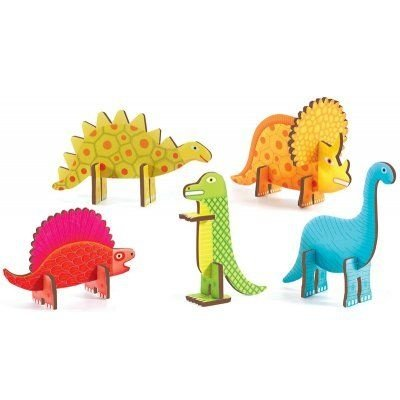 Djeco Djeco Structu Puzzle Dino