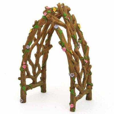 Fairy Village Flower Arch