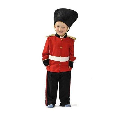 Guardsman Costume - Age 5/7 years
