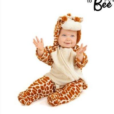 Baby Giraffe Costume - Age 12/18 months