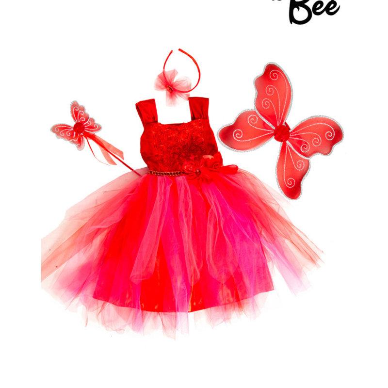 Garnet Fairy Set Costume - Age 5/6 years