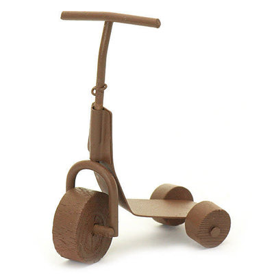 Old Fashioned Fairy Scooter