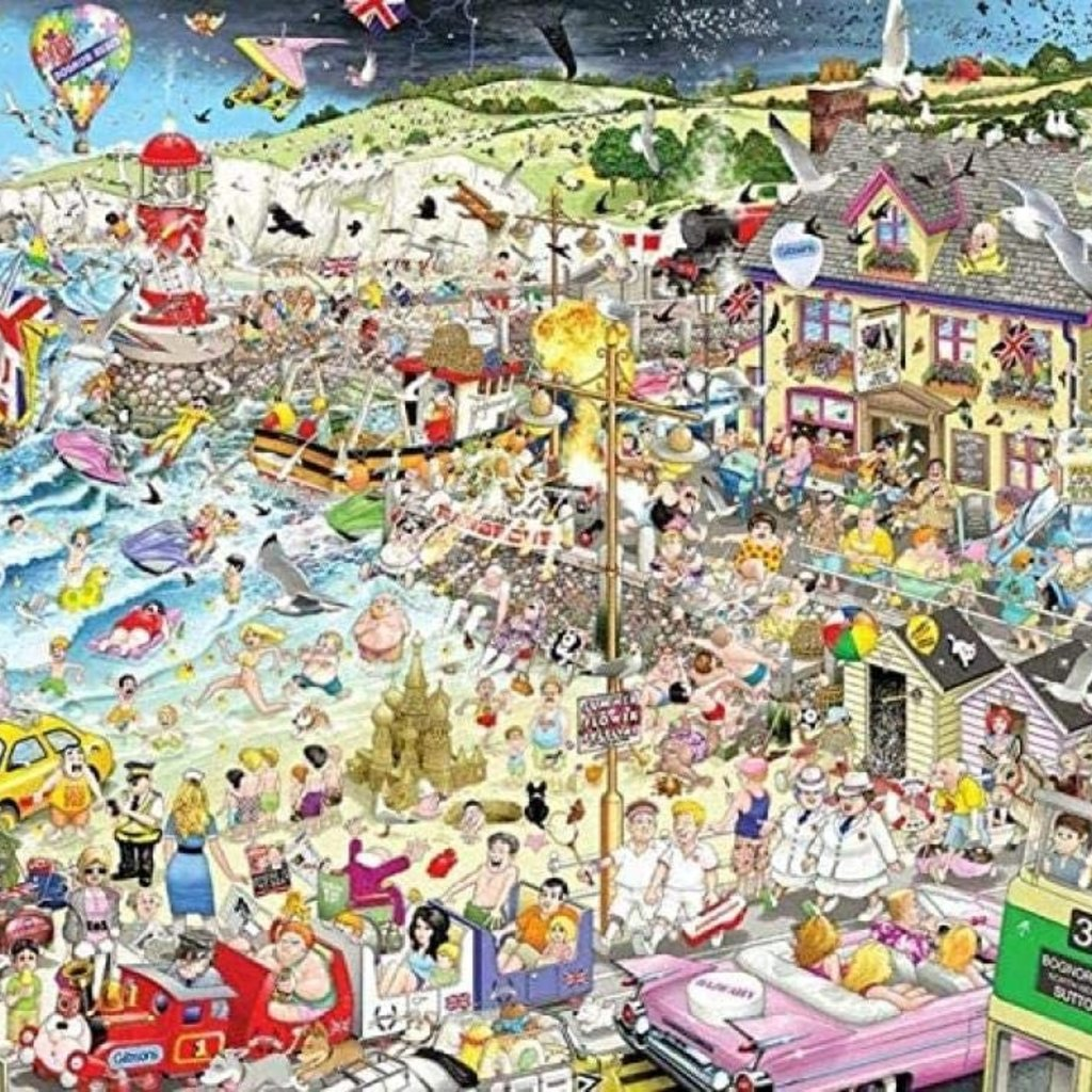 Gibson I Love Summer Puzzle - 1000pcs