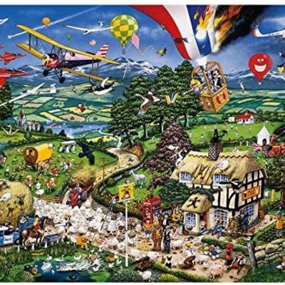 Gibson I Love the Country Puzzle - 1000pcs