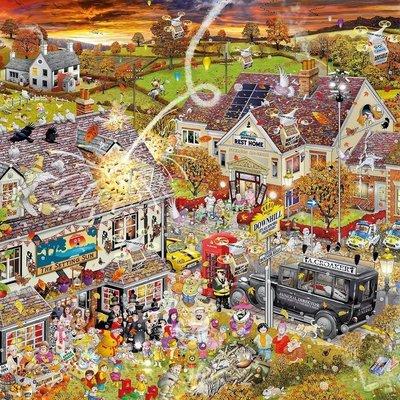 Gibson I Love Autumn Puzzle - 1000pcs