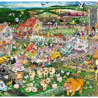 Gibson I Love Spring Puzzle - 1000pcs