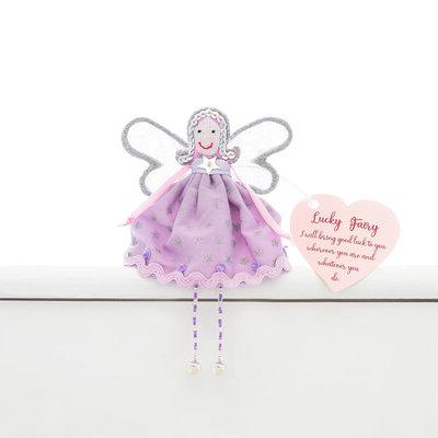 Believe You Can Lucky Fairy Shelf Sitter Fairy