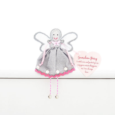 Believe You Can Guardian Fairy Shelf Sitter Fairy