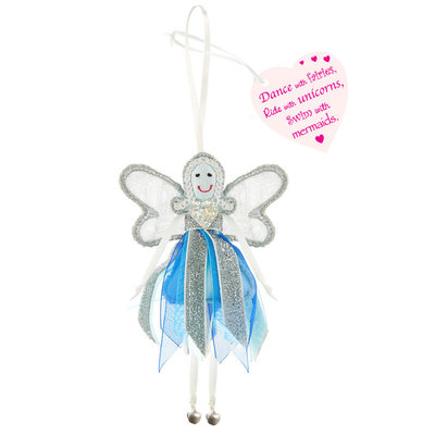 Believe You Can Dance with Fairies - Glitter Quote Fairy