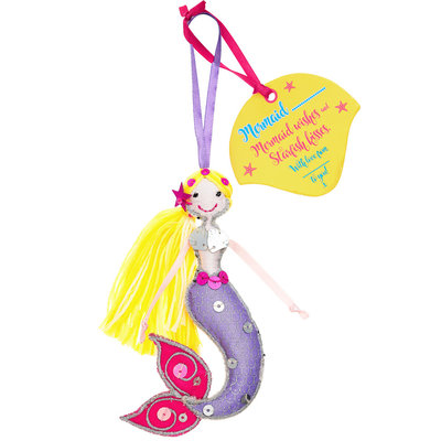 Believe You Can Mermaid .... (Personalise) Yellow Hair