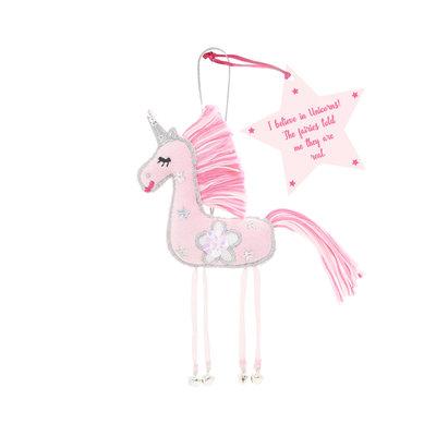 Believe You Can Pink Unicorn - I Believe in Unicorns!