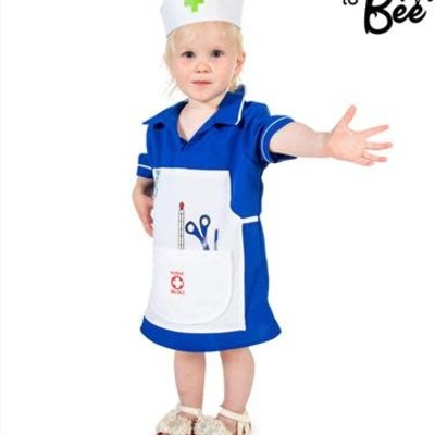 Traditional Nurse Costume - Age 2/3 years