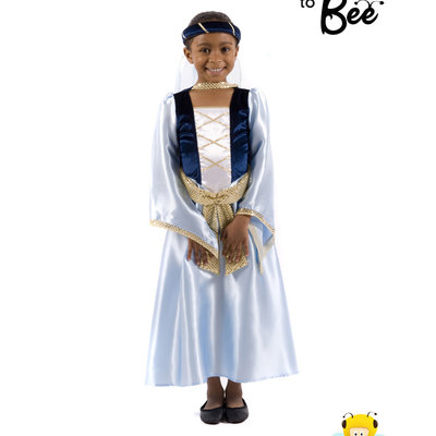 Maid Marian Costume - Age 3/5 years