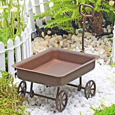 Garden Wagon Brown