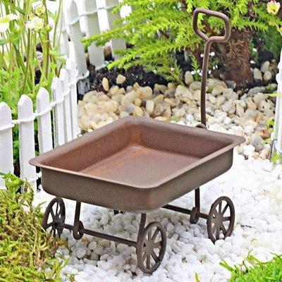 Garden Wagon Brown