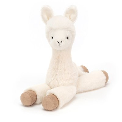 Jellycat - Long Legs Jellycat - Dillydally Llama - Small