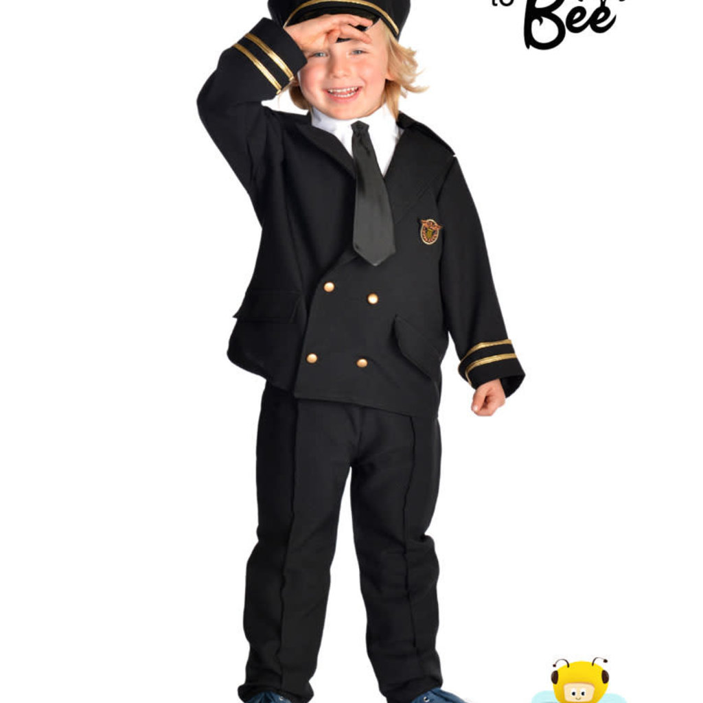 Pilot Costume - Age 5/7 years