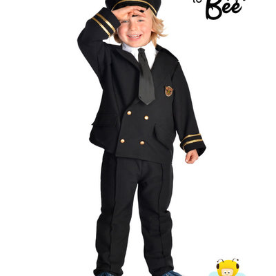 Pilot Costume - Age 5/7 years