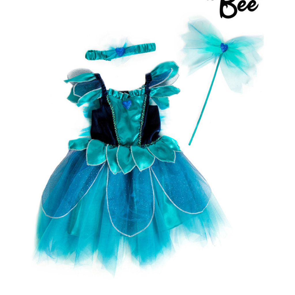 Sapphire Fairy Costume Set - Age 2/3 years