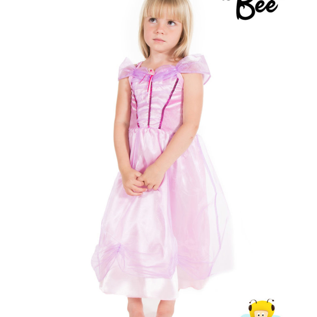 Pink Princess Costume - Age 3/5 years