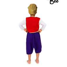 Arabian Prince Costume - Age 5/7 years