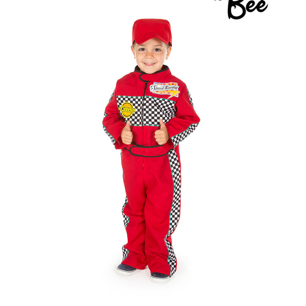F1 Driver Costume - Age 3/5 years