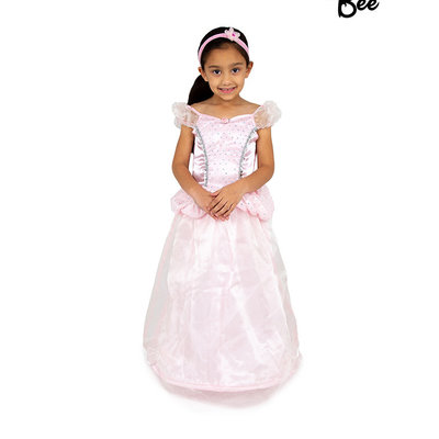 Briar Rose Princess Costume - Age 5/7 years