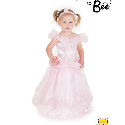 Briar Rose Princess Costume - Age 3/5 years