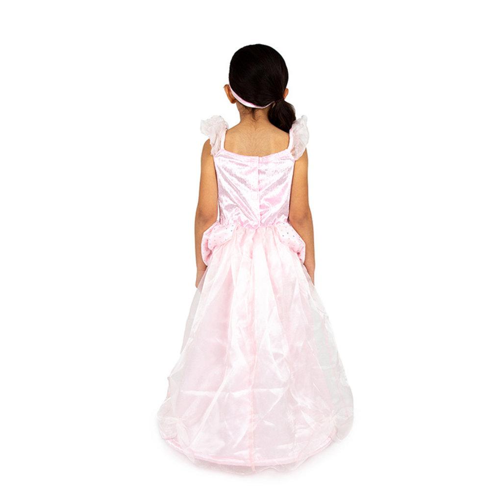 Briar Rose Princess Costume - Age 3/5 years