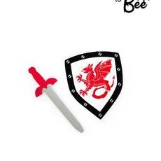 Knight Shield Foam Accessory Set