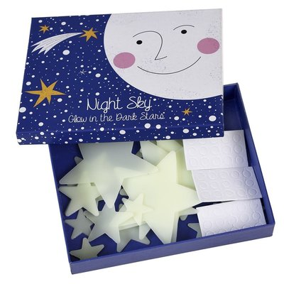 Night Sky - Glow in the Dark Stars - Box of 30