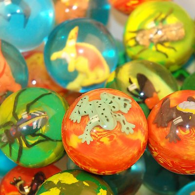 Creature Feature Super Bouncy Balls