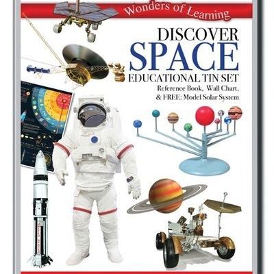 Educational Tin Set - Space