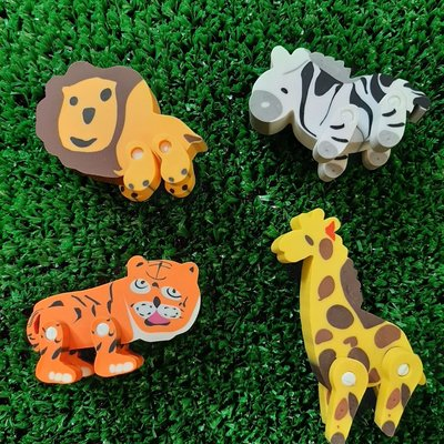 Henbrandt Ltd Animal Eraser