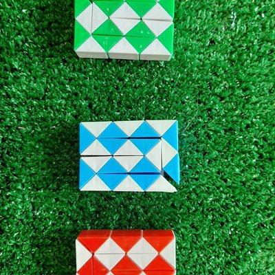 Henbrandt Ltd Snake Puzzle Cube