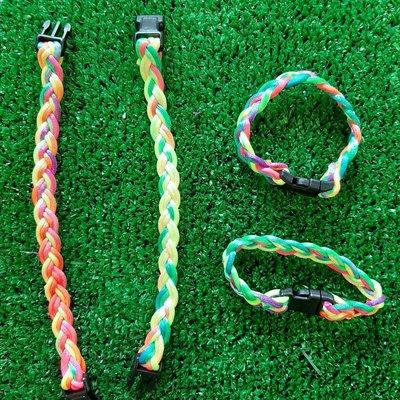 Henbrandt Ltd Rainbow Bracelet