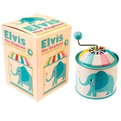 Elvis The Elephant - Music box