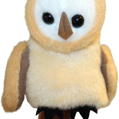 The Puppet Company Finger Puppet - Barn Owl