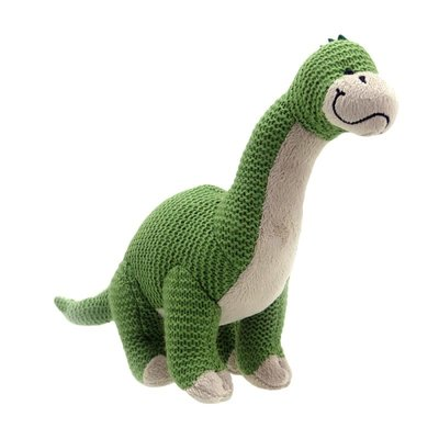 Wilberry Knitted Wilberry Knitted - Brontosaurus Dinosaur