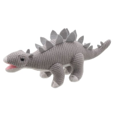 Wilberry Knitted Wilberry Knitted - Stegosaurus Dinosaur
